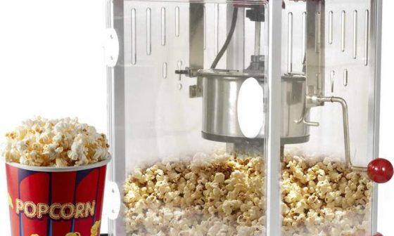 beste popcornmachine